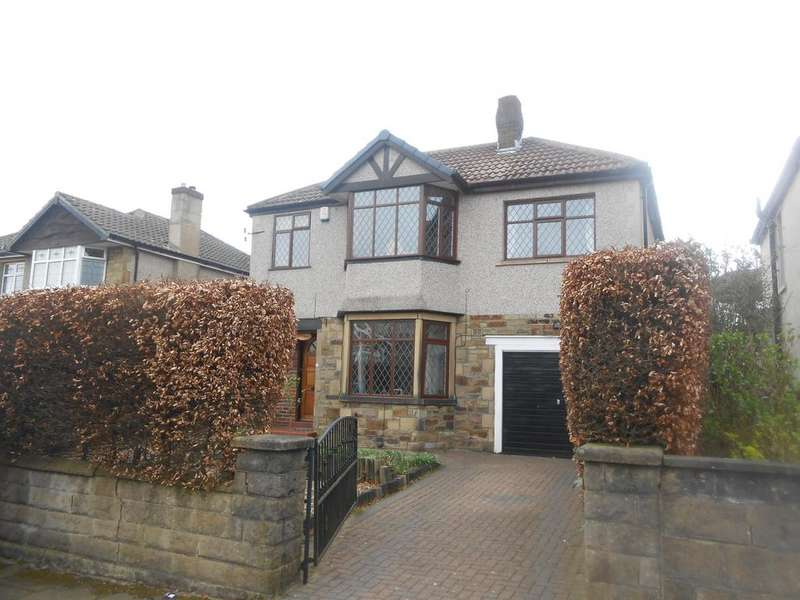 4 Bedrooms Detached House for sale in Heaton, Bradford BD9