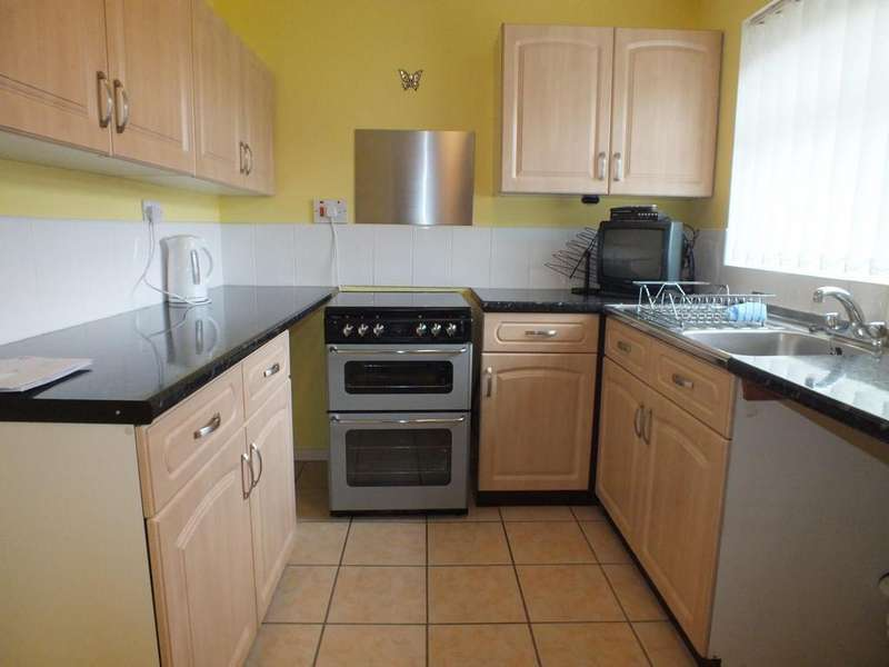 3 Bedrooms Semi Detached House for sale in Dunblane Drive, Blyth
