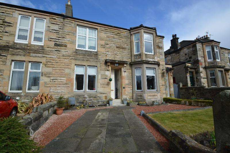 2 Bedrooms Flat for sale in Argyle Road, Saltcoats, North Ayrshire, KA21 5NE