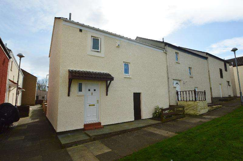 3 Bedrooms Terraced House for sale in Birkscairn Place, Irvine, North Ayrshire, KA11 1ED