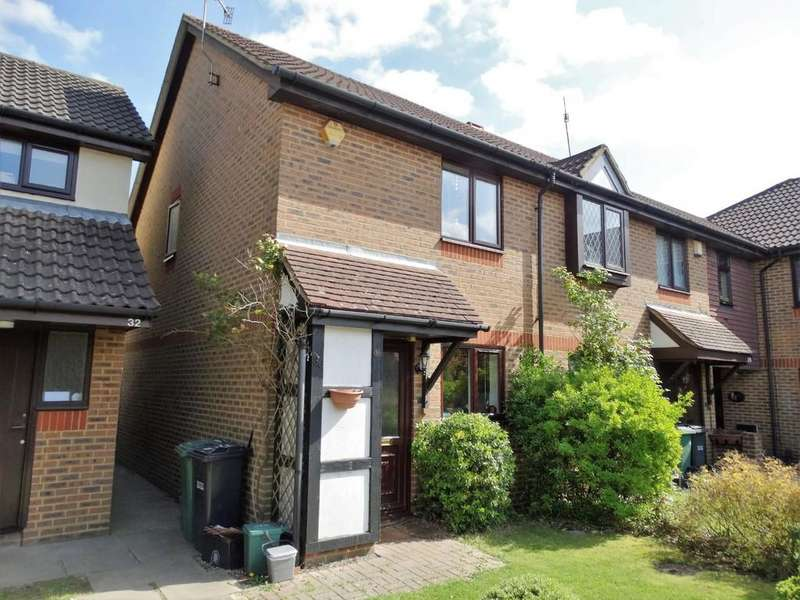 2 Bedrooms End Of Terrace House for sale in Horley, Surrey, RH6