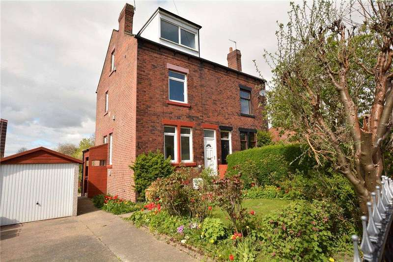 3 Bedrooms Semi Detached House for sale in Henconner Lane, Bramley, Leeds, West Yorkshire