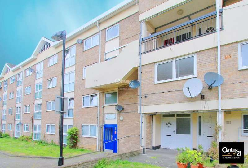2 Bedrooms Apartment Flat for sale in Stocksfield Road, Upper Walthamstow, E17