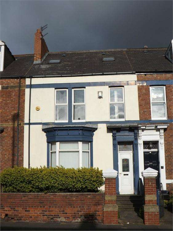 6 Bedrooms Terraced House for sale in Stanhope Road, South Shields, Tyne and Wear