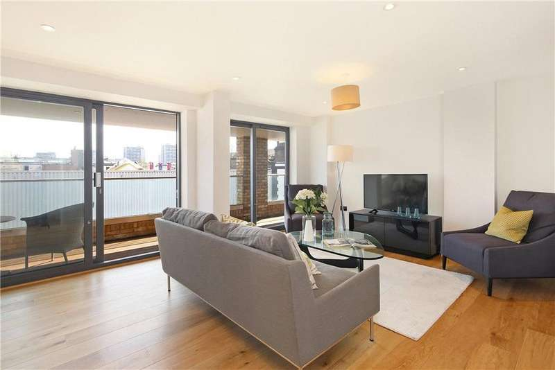 3 Bedrooms Flat for sale in The Harland, Woodfield Place, W9