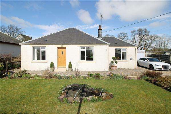 2 Bedrooms Detached Bungalow for sale in Jubilee Cottage, Feddal Road, Braco, Dunblane