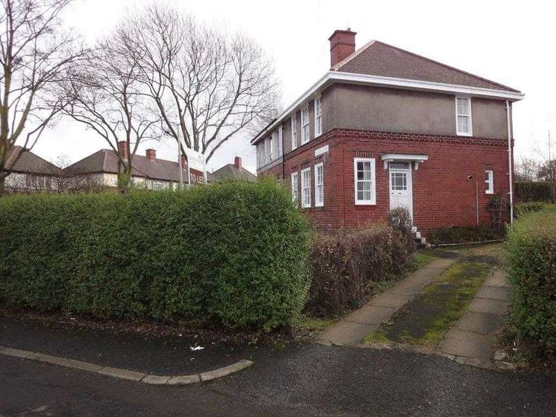 3 Bedrooms Semi Detached House for rent in Annesley Close, Sheffield