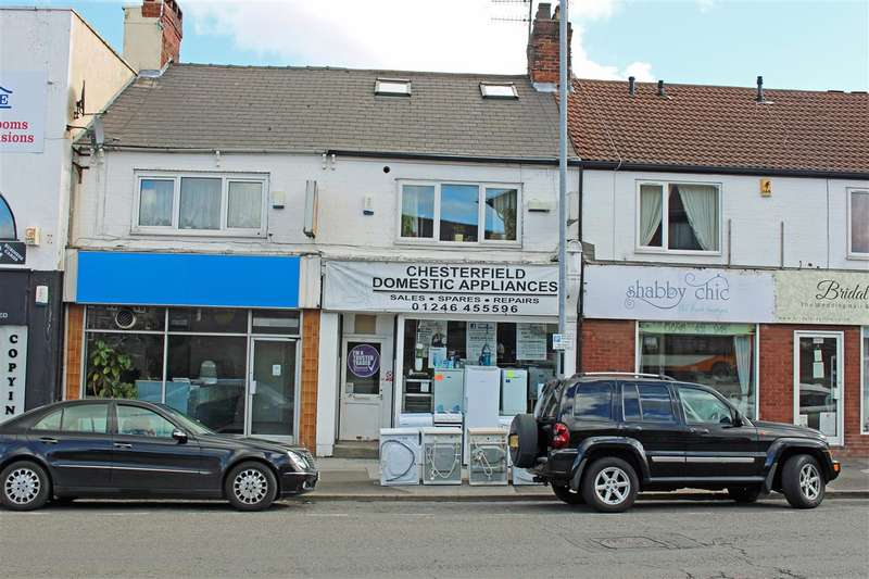 Commercial Property for sale in Station Road, Chesterfield