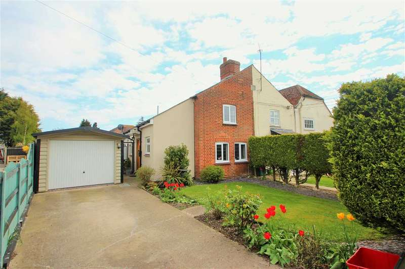2 Bedrooms Cottage House for sale in Stanella, Old School Lane, Elmstead Market, Colchester