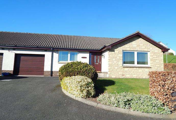 3 Bedrooms Bungalow for sale in Jamesknowe, 3 Huntshaw Road, Earlston, TD4 6EB