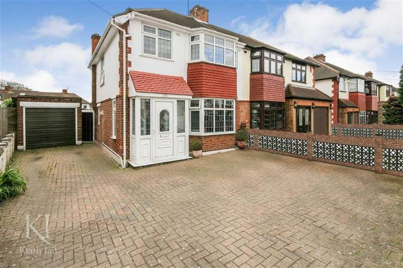 3 Bedrooms Semi Detached House for sale in Linden Gardens, Enfield