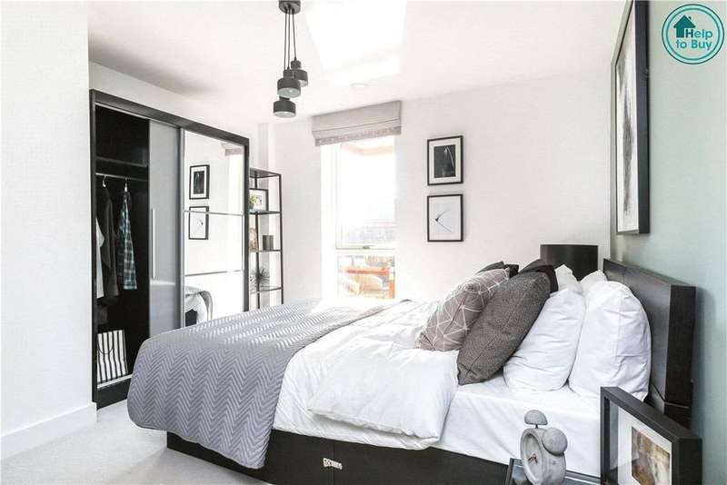 2 Bedrooms Apartment Flat for sale in Magna,, Cambridge, CB2