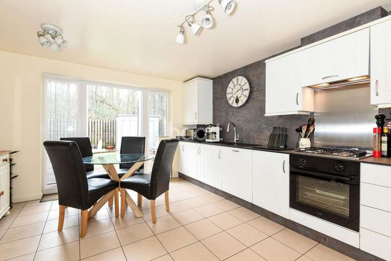 4 Bedrooms Detached House for sale in Hares Close, Kesgrave