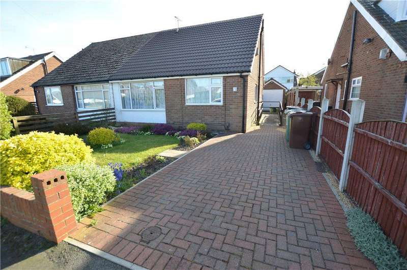 2 Bedrooms Semi Detached Bungalow for sale in Red Hall Way, Leeds, West Yorkshire