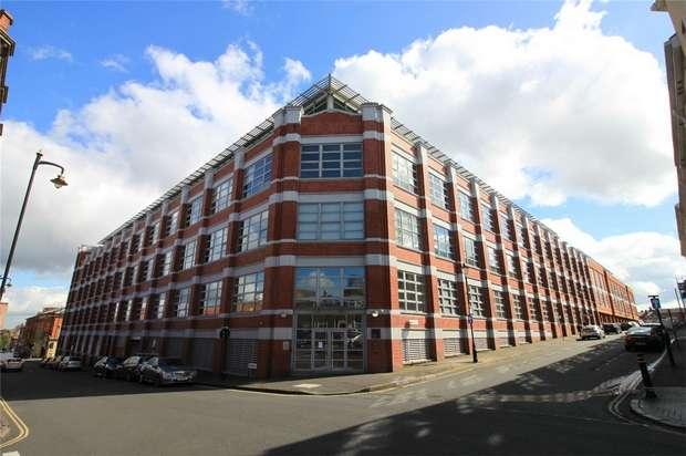 2 Bedrooms Flat for sale in New Hampton Lofts, 90 Great Hampton Street, BIRMINGHAM, West Midlands