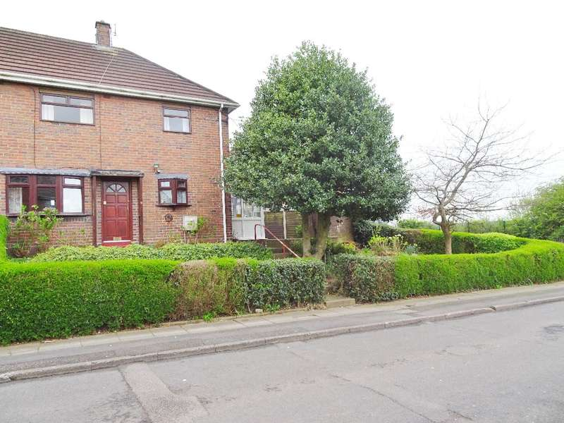 3 Bedrooms Semi Detached House for sale in ****NEW**** Tilery Lane, Blurton, ST3 3HE