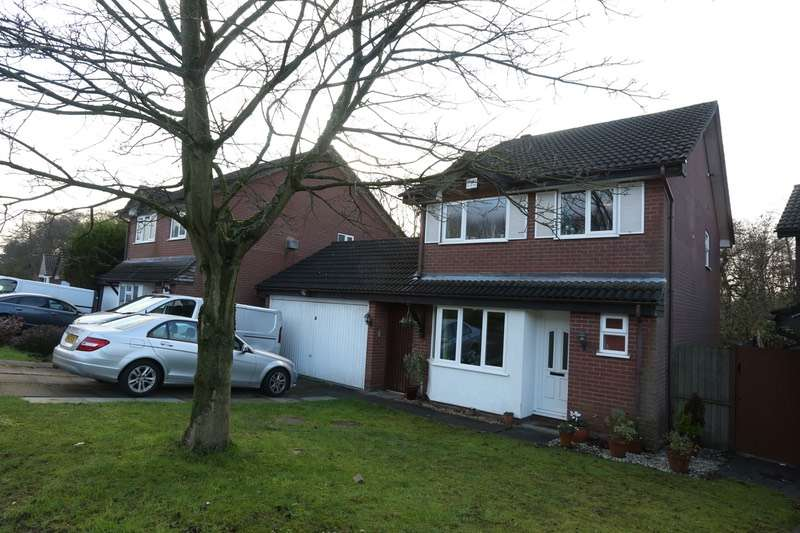 4 Bedrooms Detached House for sale in Balmoral Road, Sutton Coldfield, West Midlands, B74