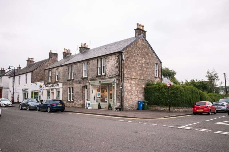 2 Bedrooms Flat for sale in McNabb Street, Dollar, Clackmannanshire, FK14