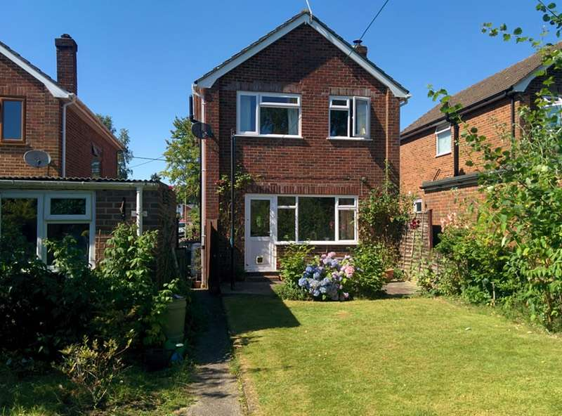 3 Bedrooms Detached House for sale in Common Road, Chandlers Ford, Hampshire, SO53