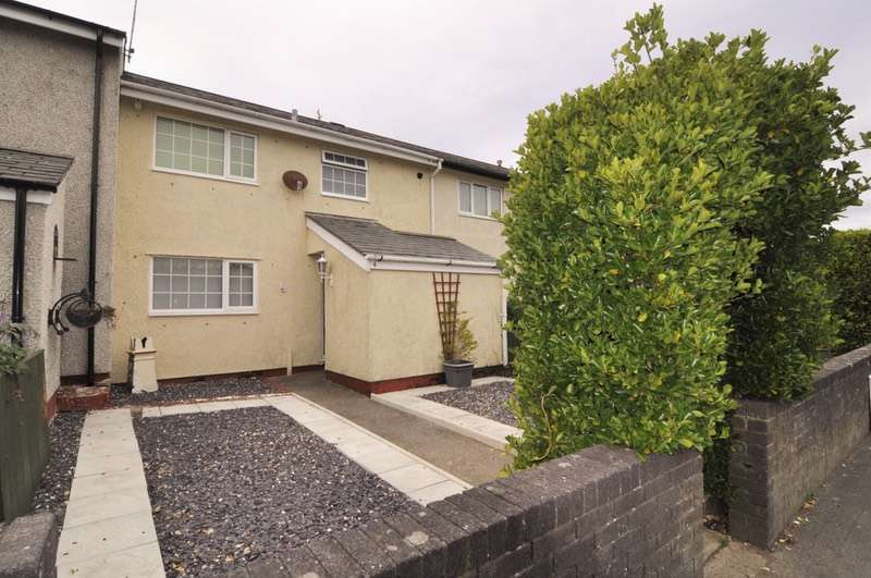 3 Bedrooms Terraced House for sale in Treseifion Estate, Holyhead, Anglesey, LL65