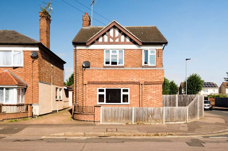 3 Bedrooms Detached House for sale in Willesden Avenue, Peterborough, Cambridgeshire, PE4