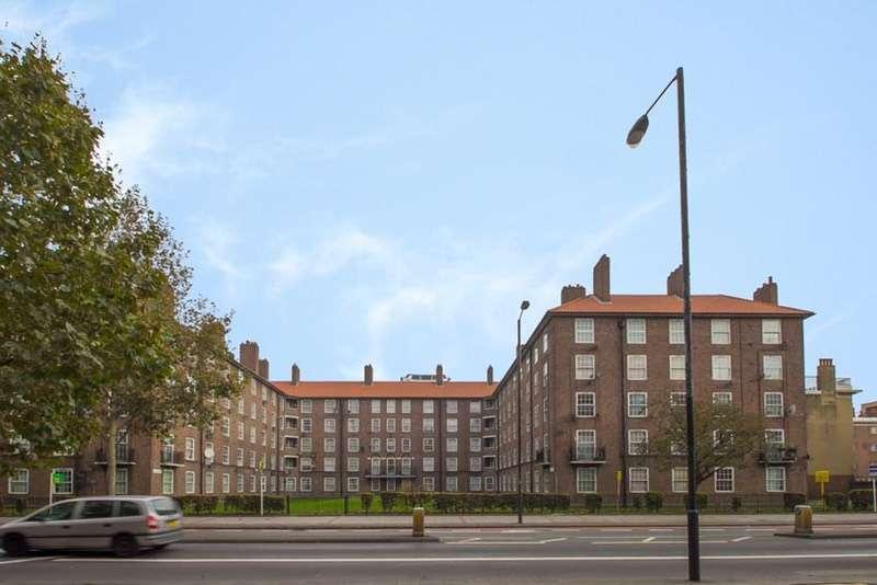 3 Bedrooms Flat for sale in Old Kent Road, London, London, SE1