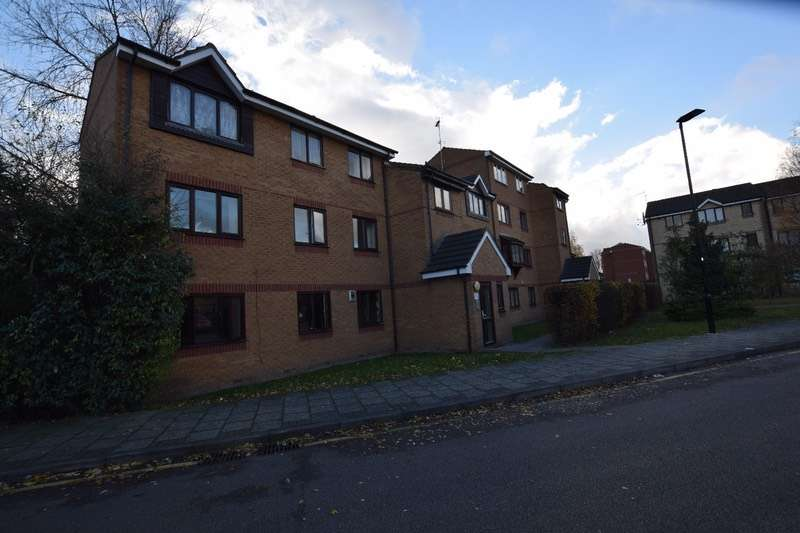 2 Bedrooms Flat for sale in JACK CLOW ROAD, West Ham, London, E15