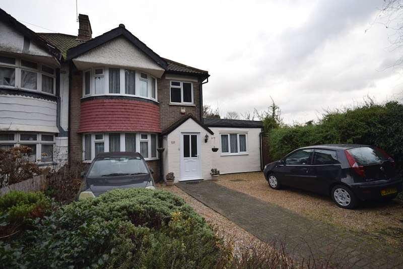 4 Bedrooms Semi Detached House for sale in Lodge Hill, Welling, Kent, DA16