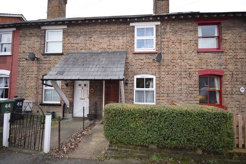 2 Bedrooms Terraced House for sale in Ludlow Road, Guildford, Surrey, GU2