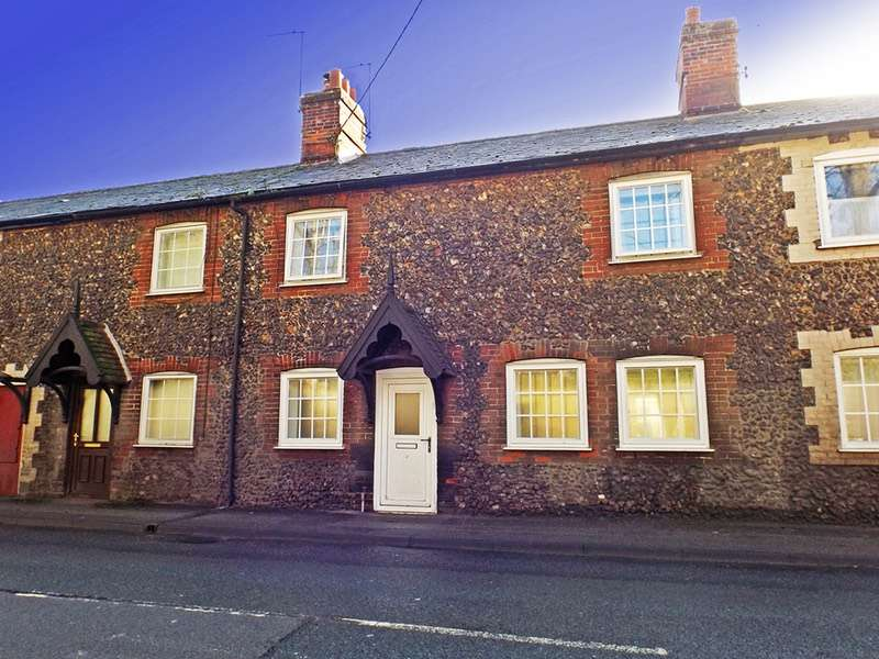 3 Bedrooms Cottage House for sale in The Street, Bury St. Edmunds, Suffolk, IP31