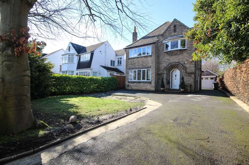4 Bedrooms Detached House for sale in Adel Lane, Leeds, West Yorkshire, LS16