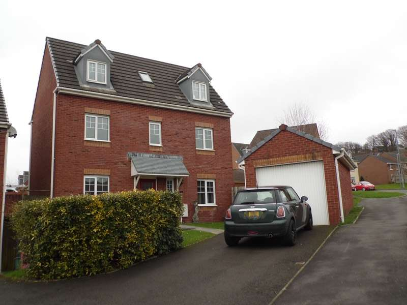 4 Bedrooms Detached House for sale in Penrhiwtyn Drive, Neath, Castell-nedd Port Talbot, SA11