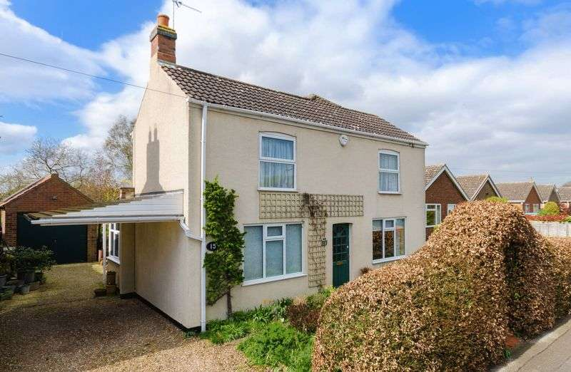 3 Bedrooms Detached House for sale in Elmhirst Road, Horncastle