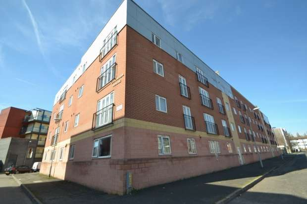2 Bedrooms Apartment Flat for sale in St. Lawrence Street Hulme, M15 4dy Manchester