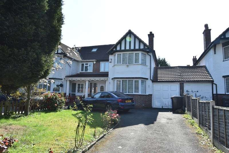 4 Bedrooms Semi Detached House for sale in Sandford Road, Moseley