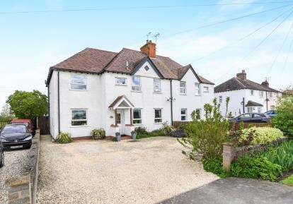 3 Bedrooms Semi Detached House for sale in Hinton Road, Childswickham, Broadway, Worcestershire