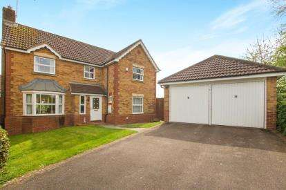 4 Bedrooms Detached House for sale in Pitlochry Close, Filton Park, Bristol, City Of Bristol