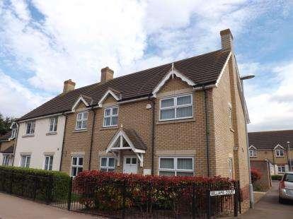 2 Bedrooms Flat for sale in Williams Court, Biggleswade, Bedfordhire