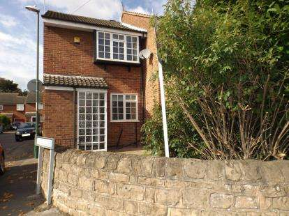 2 Bedrooms Semi Detached House for sale in Nuthall Road, Aspley, Nottingham, Nottinghamshire
