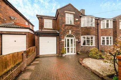 4 Bedrooms Semi Detached House for sale in Manchester Road, Clifton, Swinton, Manchester