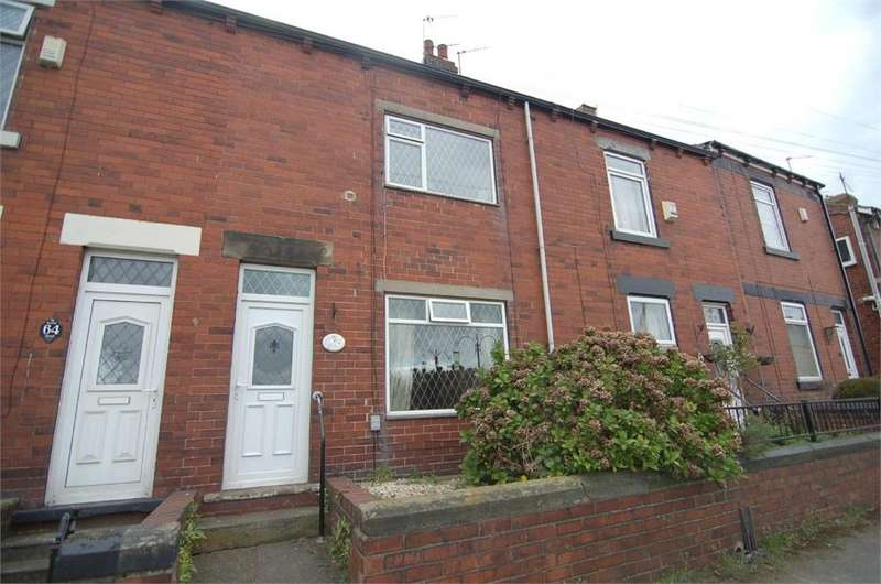 2 Bedrooms Terraced House for sale in Wath Road, Wombwell, BARNSLEY, South Yorkshire