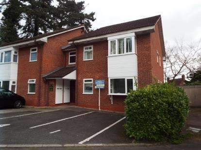 1 Bedroom Flat for sale in The Firs, Hillside, Redditch, Worcestershire