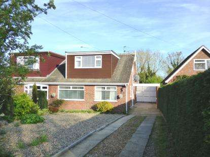 4 Bedrooms Bungalow for sale in Hockering, Dereham
