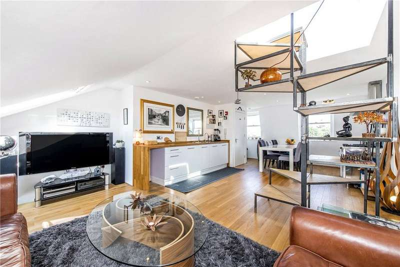 2 Bedrooms Apartment Flat for sale in Lanhill Road, London, W9