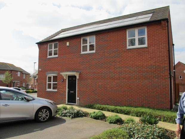 2 Bedrooms Detached House for sale in Beagle Close Off Abbey Lane Leicester