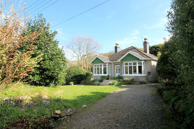3 Bedrooms Detached Bungalow for sale in Rice Lane, Gorran Haven