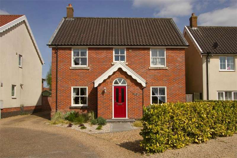 4 Bedrooms Detached House for sale in Tabernacle Lane, Forncett St Peter, Norfolk