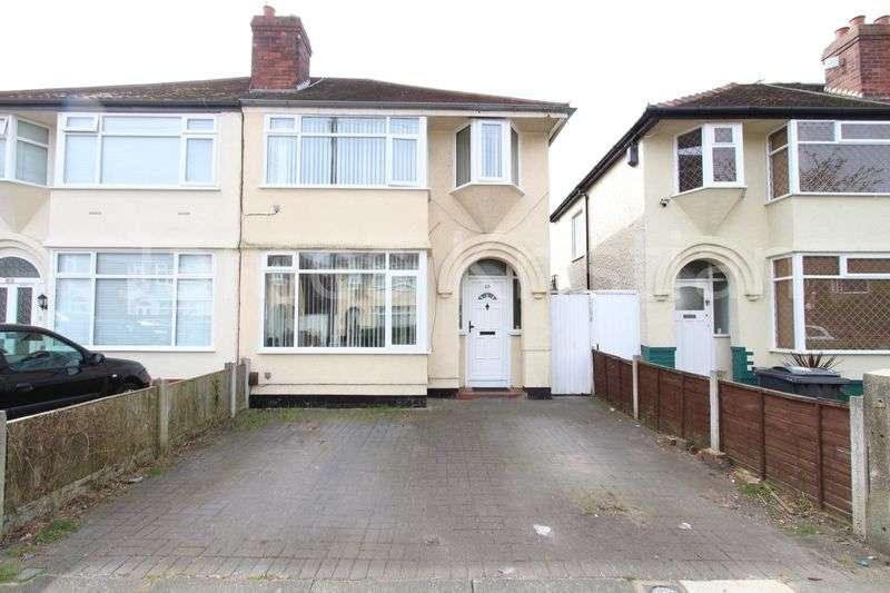 3 Bedrooms Semi Detached House for sale in Beechburn Crescent, Liverpool