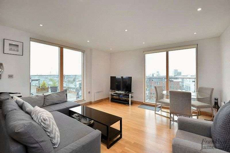 3 Bedrooms Flat for sale in Harley House, Limehouse, E14