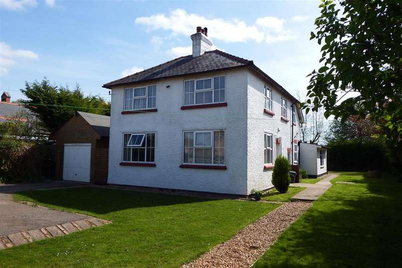 4 Bedrooms Detached House for sale in Main Road, Gedney Drove End